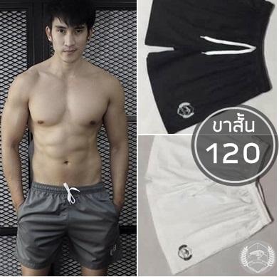 SALE กางเกงผ้าคัตตอล รุ่นเชือก size M