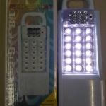 โคมไฟ LED หิ้วได้ 18+6 LED Lights รวมส่ง EMS