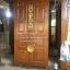 ประตูไม้สักบานเดี่ยวลูกฟักแกะแต้มทอง รหัส C114 thumbnail 2