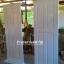 ประตูไม้สักบานเดี่ยวสีขาว 4ฟัก เกรดA รหัส C30 thumbnail 1