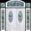 กระจกนิรภัยสเตนกลาส ชุด 7ชิ้น รหัส G39 thumbnail 1