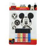 Glass Sticker: Micky Mouse