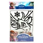 Frozen Sand Art: Sven