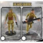 Black Hawk (ท่าวิ่งถือปืน)