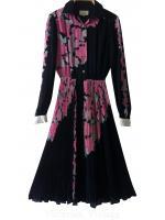 ชุดวินเทจ เดรสวินเทจ Vintage Dresses ลายเชิง งานญี่ปุ่น