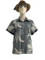 เสื้อฮาวาย เสื้อเชิ้ต Hawaiian shirt (MADE IN JAPAN)