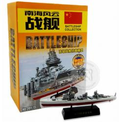 4D Model Battle Ship โมเดลเรือรบประจัญบาน รุ่น Type 052B Destroyer