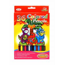 Long Colored Pencils 36 Ct.