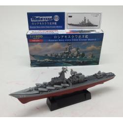 4D Model Battle Ship โมเดลเรือรบประจัญบาน รุ่น Ship USS Sacramnot