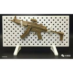 ชุดโมเดลปืนประกอบทหาร Series 4 โมเดลปืน MP5