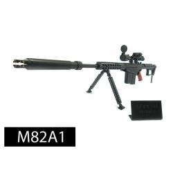 โมเดลปืน 4D Model โมเดลปืนทหาร แบบ M82A1