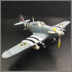 โมเดลเครื่องบินรบ Hurricane แบบ B