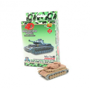 โมเดลรถถังประกอบ รุ่น Panzer-IV