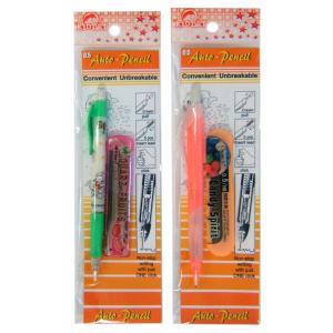 ดินสอกดออโต้ พร้อมไส้ (Auto Pencil with Lead)