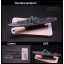 4D Model Battle Ship โมเดลเรือรบประจัญบาน รุ่น Cruiser Moskva thumbnail 2