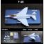 4D Model Plane: โมเดลเครื่องบินรบ thumbnail 16