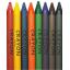 สีเทียน Kid Art ขนาดจัมโบ้ (Kid Art Jumbo Crayons) thumbnail 2