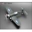 ชุดรวม 4D Model Plane รุ่น F4U Corsair thumbnail 23