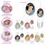 ชุดประดิษฐ์โมบายเพ้นท์สีเจ้าหญิงดิสนี่ย์ (Disney Princess Glass Sticker Wind Chimes) thumbnail 17