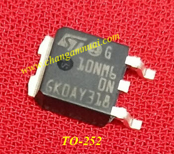 10NM60 10NM60N 10NM60ND DPAK TO-252