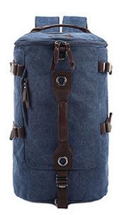 กระเป๋าเป้เดินทาง ผู้ชาย สีน้ำเงิน