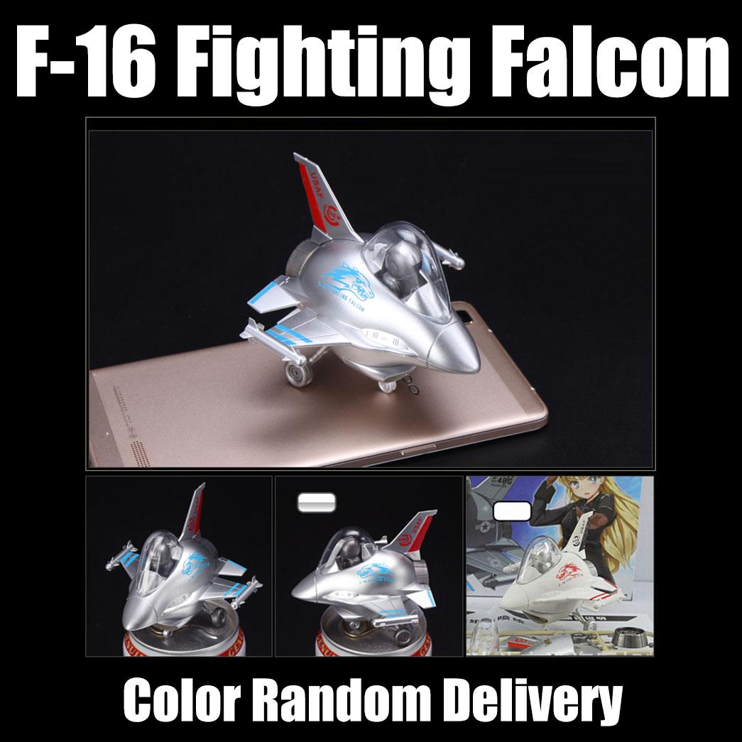 4D Model โมเดลเครื่องบินรบ โมเดลเครื่องบินไข่ รุ่น F-16