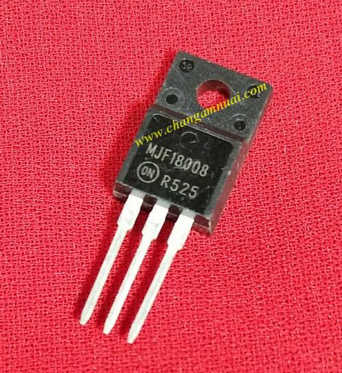 MJF18008 TR NPN 1000v 8A 125W