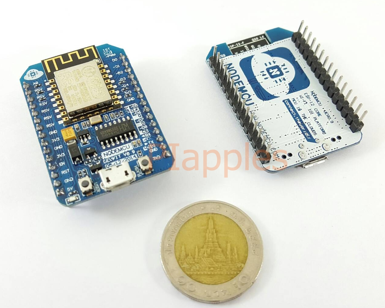 NodeMCUราคาถูก ESP-12 WIFI Networking Development Board (ESP8266) ราคาถูก IOT