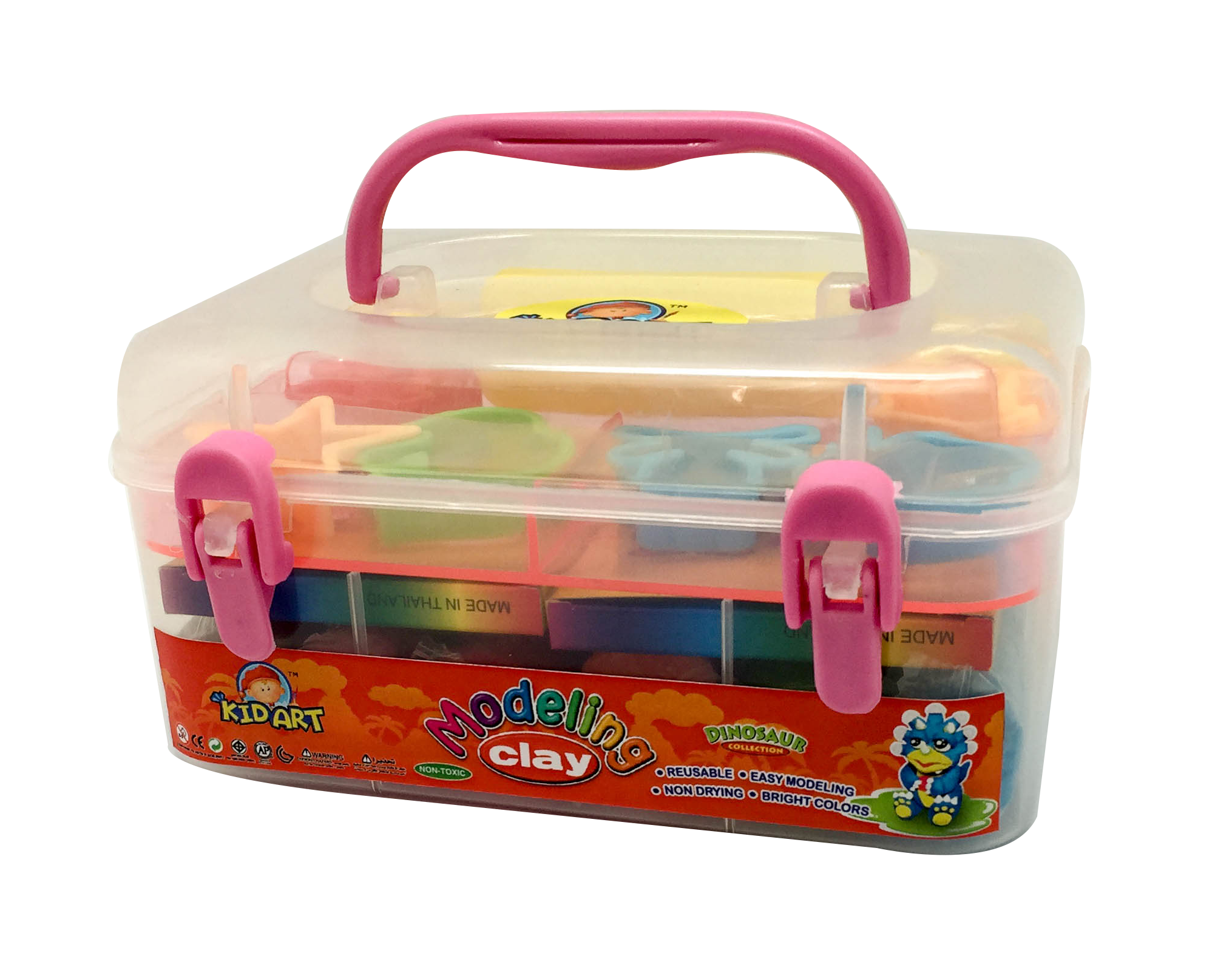 Modeling Clay Gift Set D