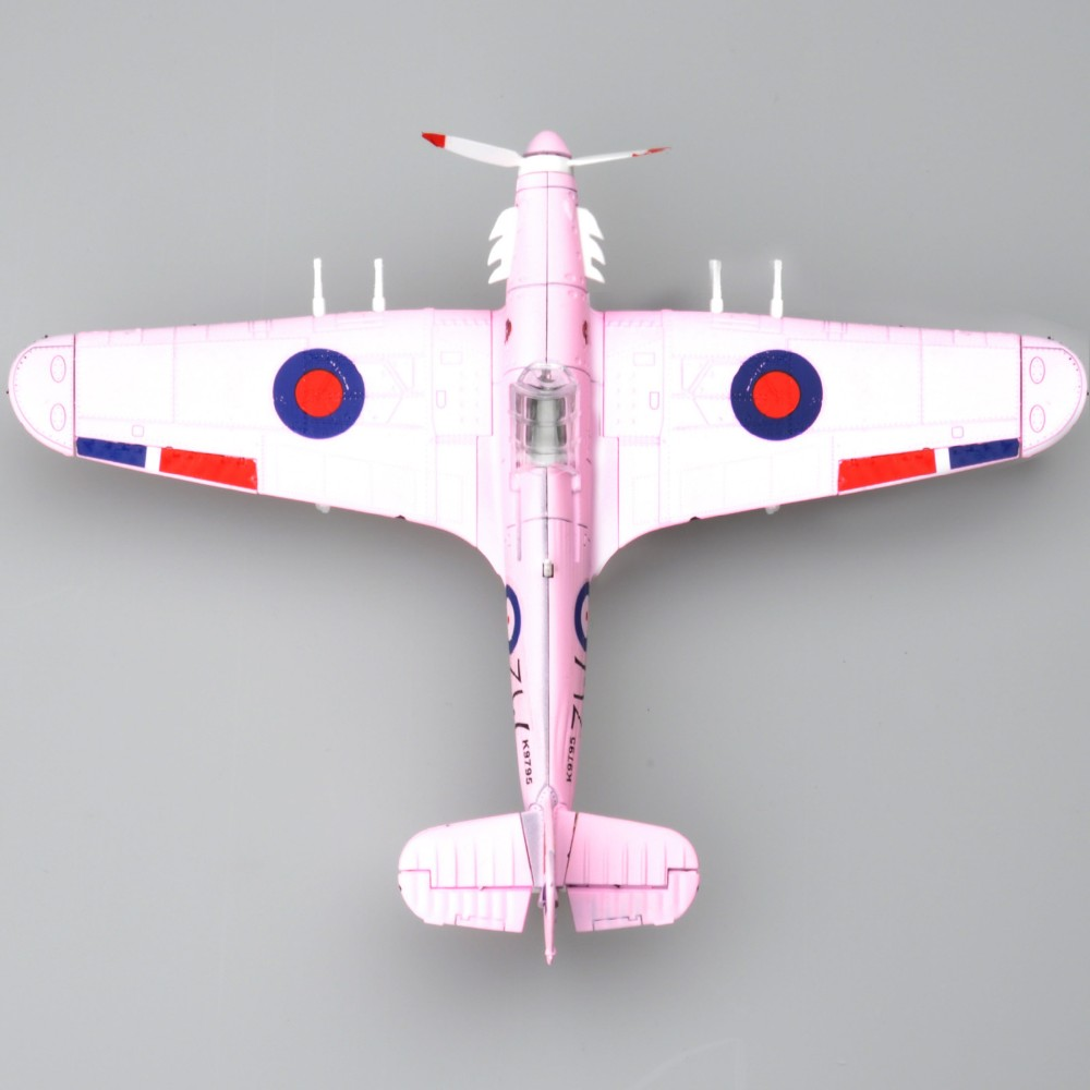 โมเดลเครื่องบินรบ Hurricane แบบ C