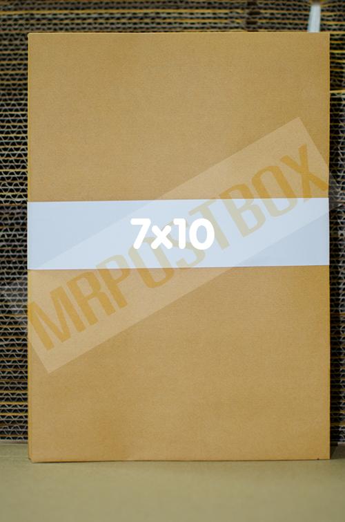 ซอง 7×10 แพค 50 ใบ