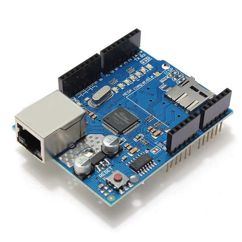 Ethernet Shield W5100 Network