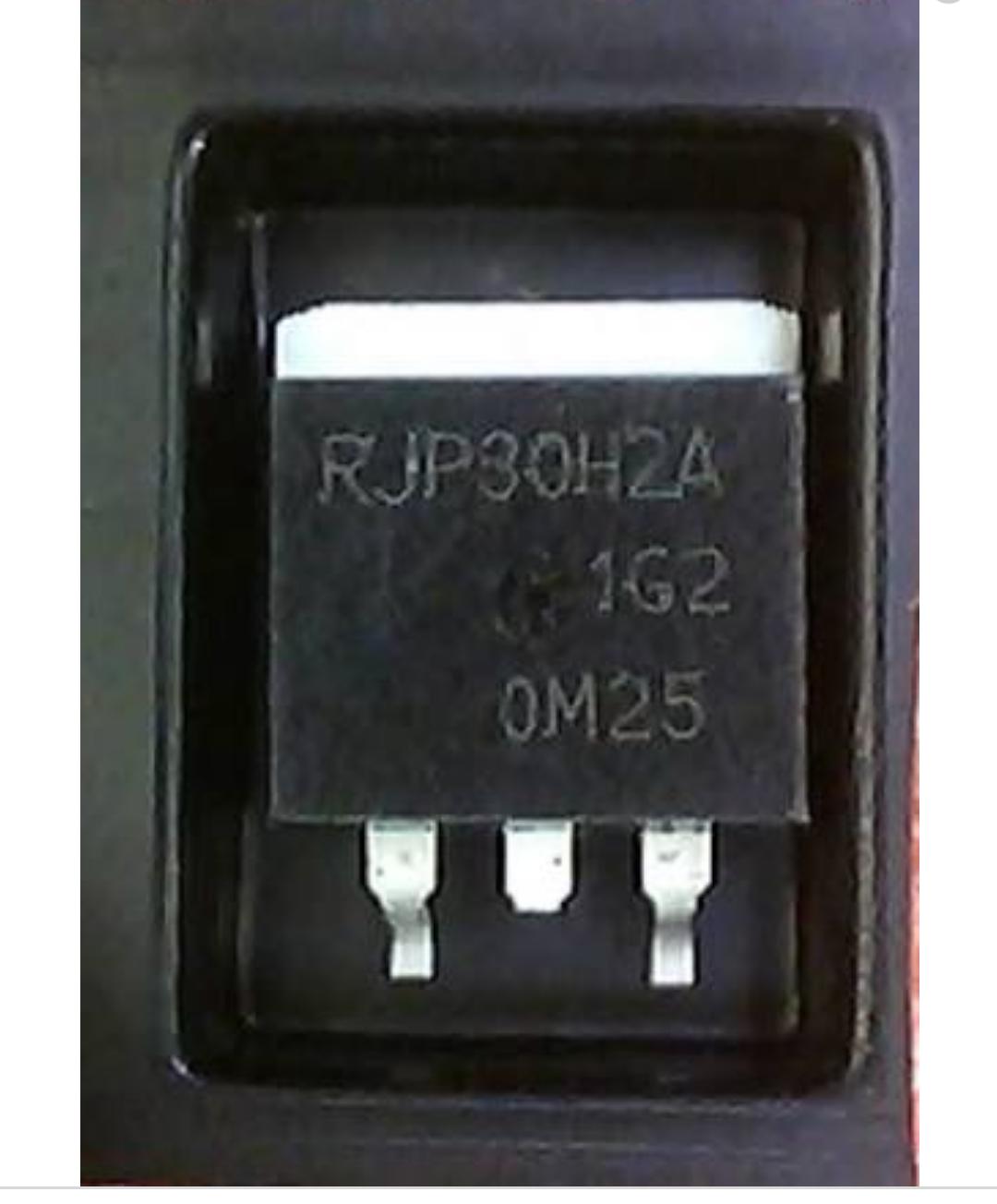 RJP30H2A IGBT 360v35A SMD TO-263