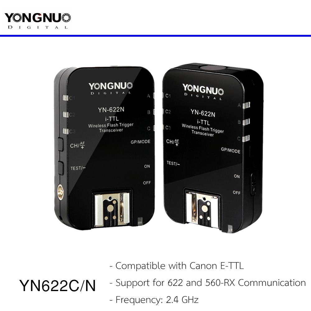 Yn622 For Nikon
