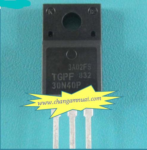 TGPF30N40P 30N40P IGBT 400v 60A TO-220