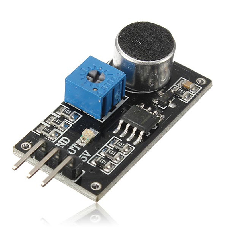 Sound Detection Sensor Module LM393 for Arduino