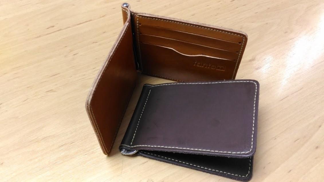 กระเป๋าหนังใส่นามบัตร (สินค้ารับสั่งผลิต)