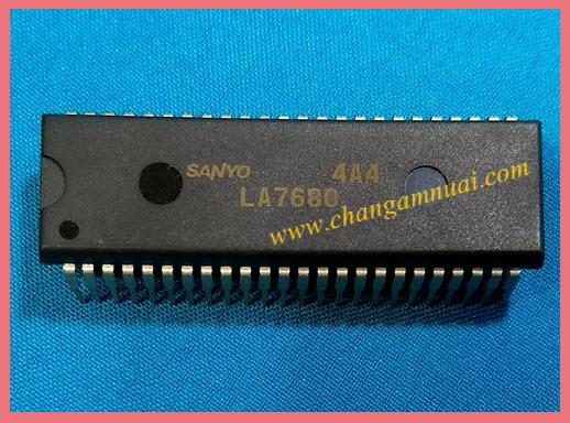 LA7680 IC จังเกิ้ล ทีวีซันโย