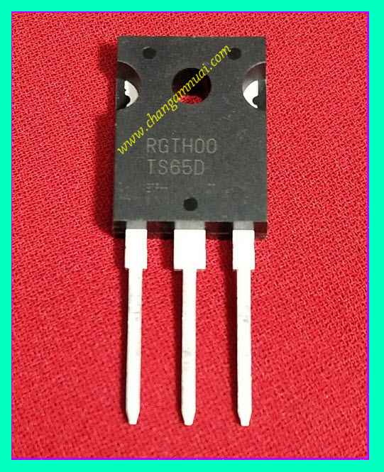 RGTH00TS65D IGBT 650V 85A 277W TO-274