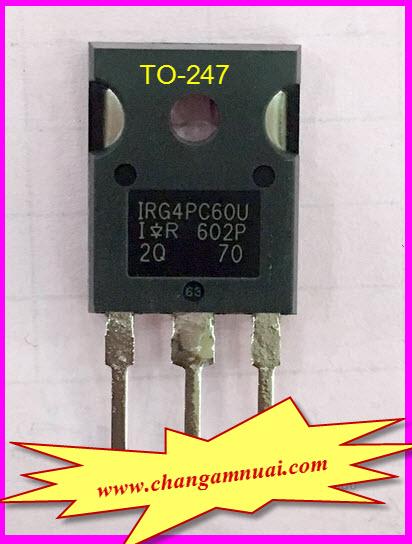 IRG4PC60U G4PC60U IGBT 600V 75A 520W