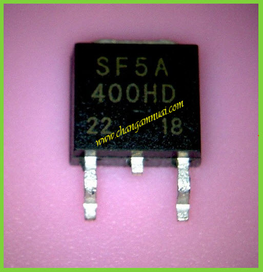 SF5A400HD 400V 5A TO-252