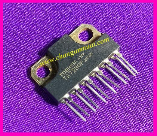 TA7280P IC ขยายเสียง