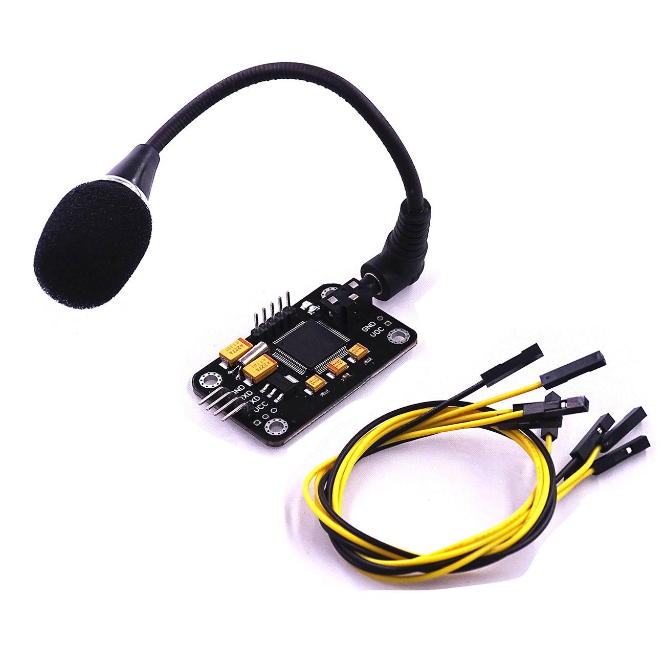โมดูลควบคุมด้วยเสียง Speech Recognition Module