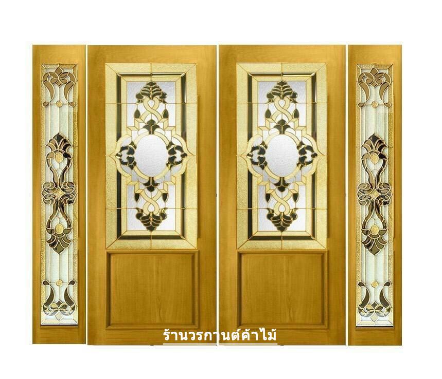 กระจกนิรภัยสเตนกลาส ชุด4ชิ้น รหัส G26