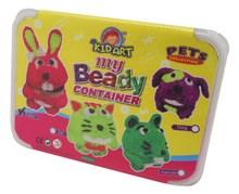 ชุดประดิษฐ์กล่องใส่ของเม็ดโฟม My Beady Container Pet Collection