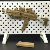 ชุดโมเดลปืนประกอบทหาร Series 4 โมเดลปืน MP7