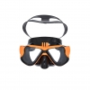 2016 New GoPro Accessories Swimming Goggles Tempered Dive Glasses Scuba Snorkel Diving Mask For Gopro/SJ/xiaomi yi Whole Series