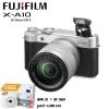 Fuji X-A10+16-50 OIS II (แถมฟรี MINI 25+SD 16GB)