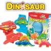Dinosaur Egg Dough Set: ชุดแป้งโดว์ ไข่ไดโนเสาร์