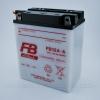 แบตเตอรี่มอเตอร์ไซค์ แบบน้ำ ยี่ห้อ FB รุ่น FB12A-A (12V 12AH)(9แผ่น) สำหรับรถรุ่น CB400,CBR400,CBX500F,CB650,Z400,Z500,VULCAN500,NINJAZX650,DUCATI900SS